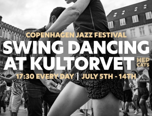 Free Swing Dancing at Kultorvet During CPH Jazz Festival 2019